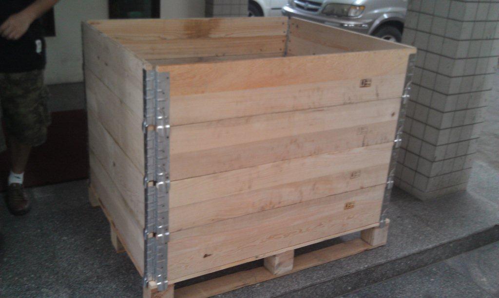 EPAL 配套围板箱